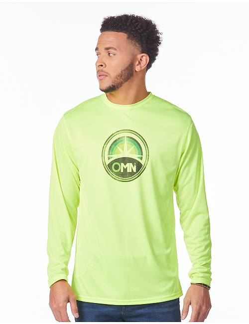 Mens Long Sleeve Syntrel Training Tee