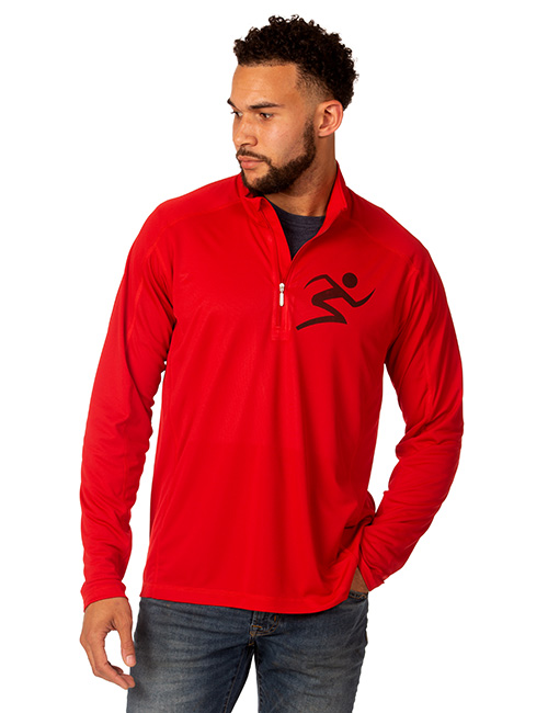 Syntrel Mens Interlock 1/4 Zip