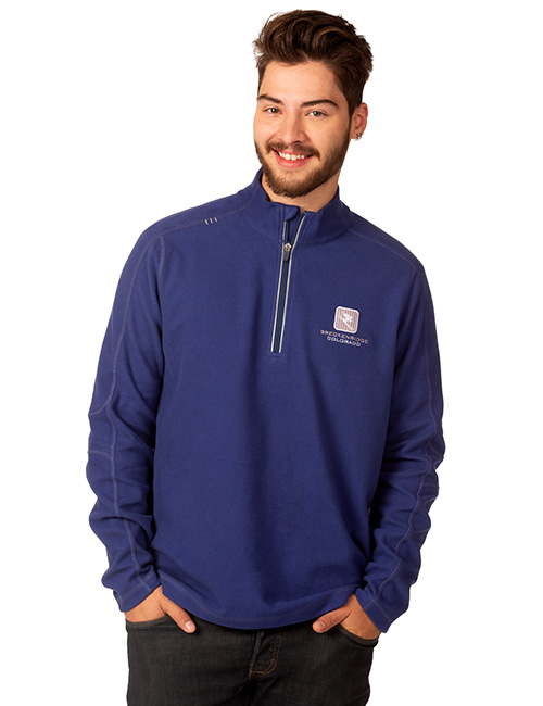Tri-reg Mens Thermo Regulated Pullover