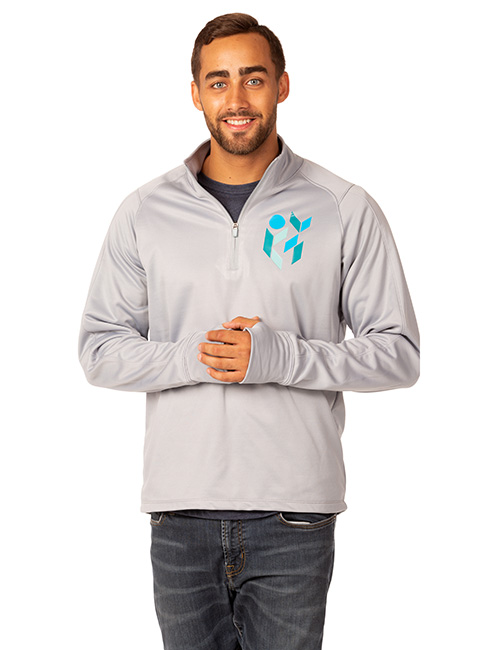 Mens Syntrel Poly-fleece Performance 1/4 Zip