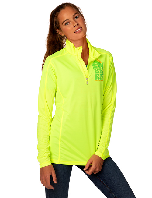 Syntrel Ladies Interlock 1/4 Zip